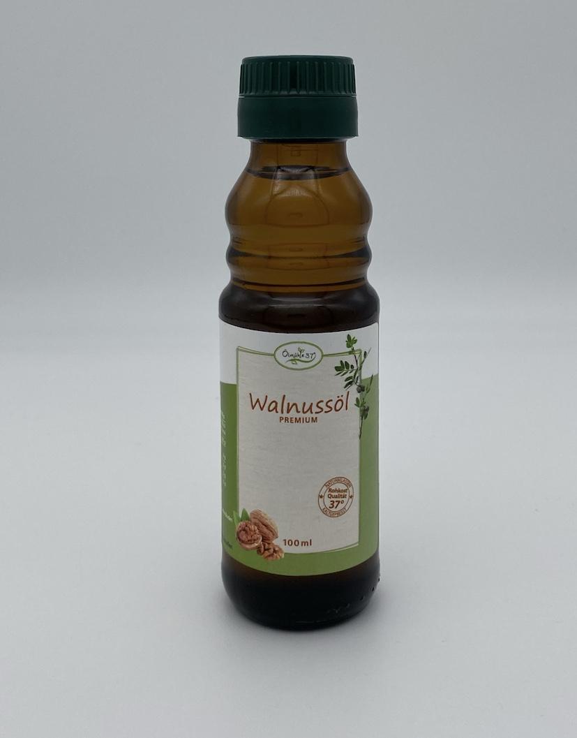 Bio Walnussöl kaltgepresst (Rohkost)