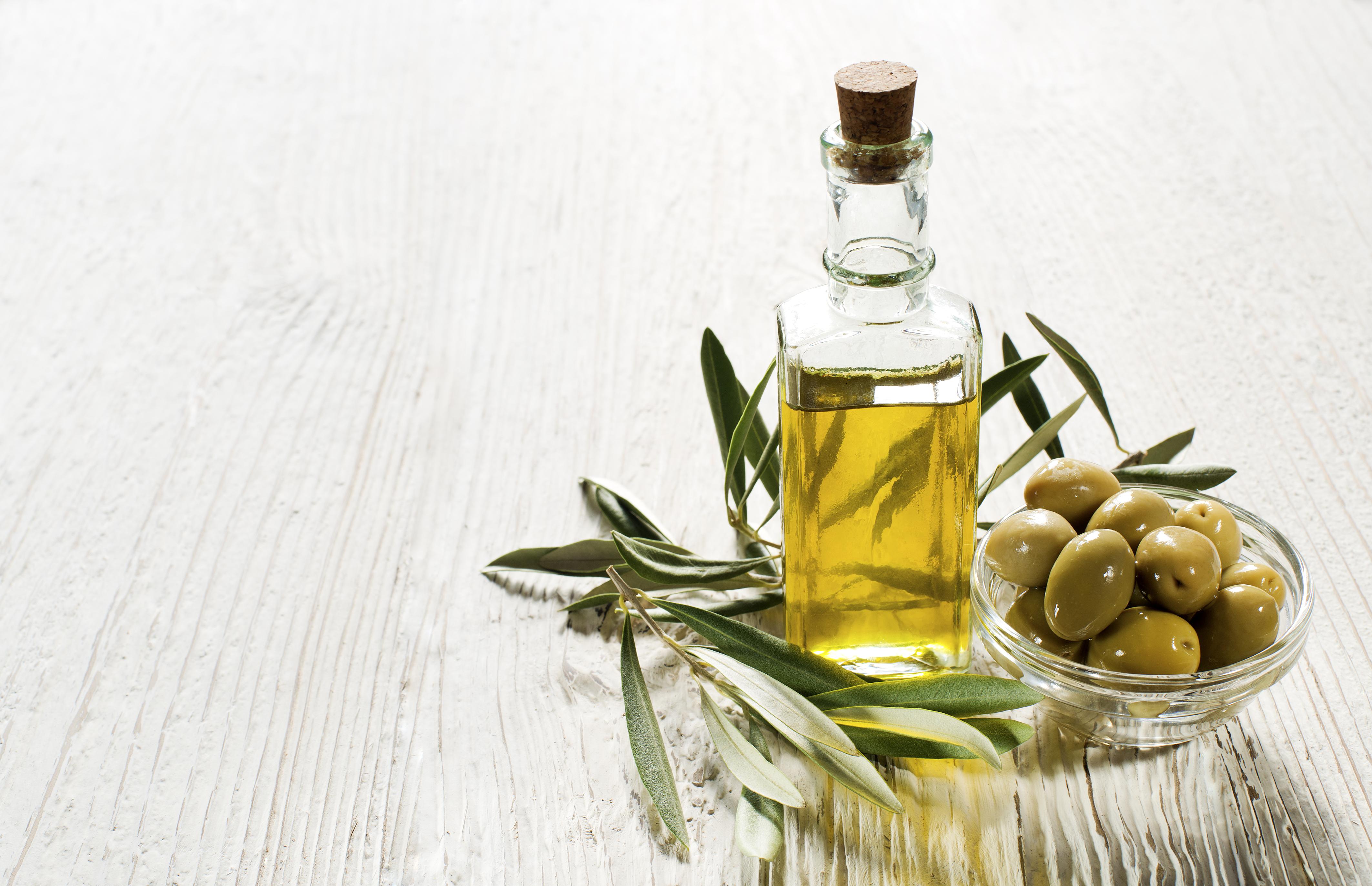 Leinöl kaltgepresst Bio Olivenöl