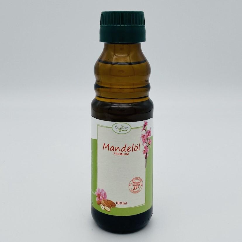mandelöl kaltgepresst online kaufen kleine Flasche