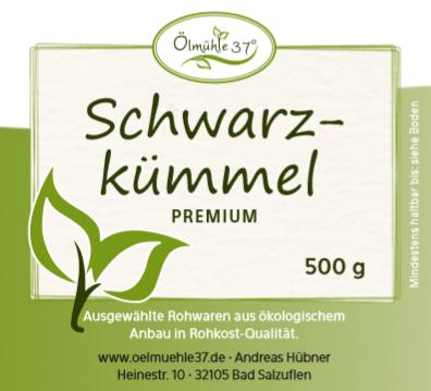 Schwarzkümmel (bio)