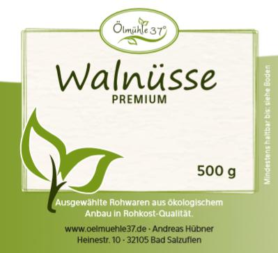 Walnüsse (bio)