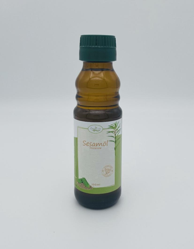 Bio Sesamöl kaltgepresst (Rohkost)